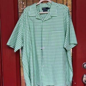 Ralph Lauren Men's Big & Tall S/S Shirt